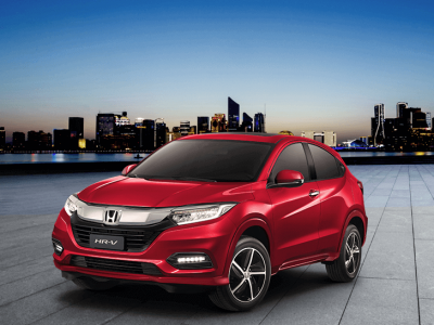 Honda HR_V